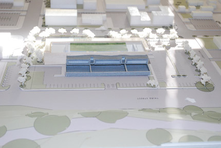 Hollister courthouse construction to be re-bid after delay