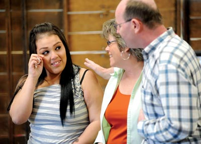 Breen: Student's fight against cancer brought community together