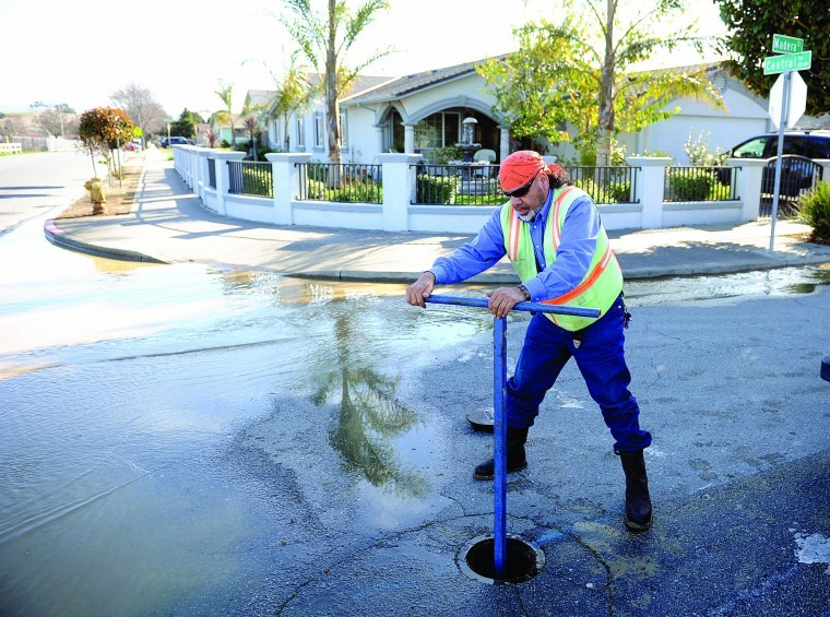 Updated: Water-main study delayed by master plan