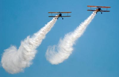 Hollister Airshow set for Memorial Day weekend