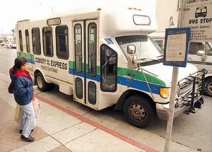 Need to plan a bus trip? Google it