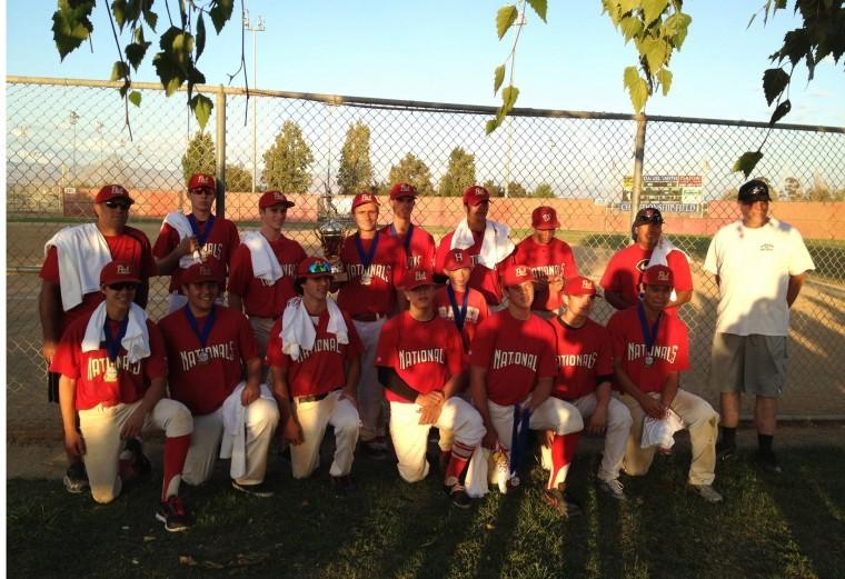 Sanbenito Com Baseball Hollister Filled San Jose Colt Team To Play For World Series Berth