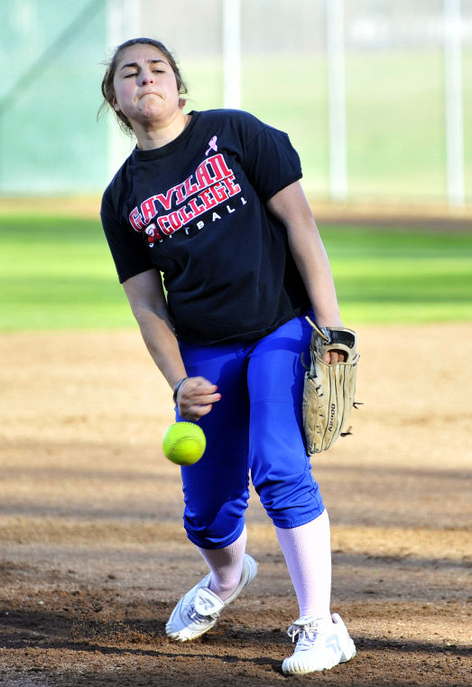 Softball: Young Rams look to rebound