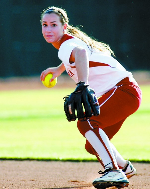 College Beat: Vest named Big 12 Player of the Week