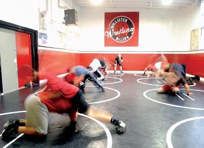 Blueprints OK'd for school's new wrestling, weight facilities