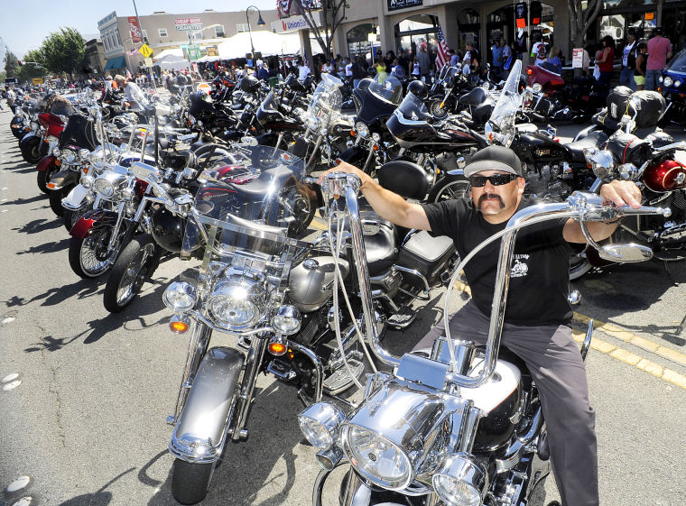 Rally: Bikers laud return of event, bikes to main drag