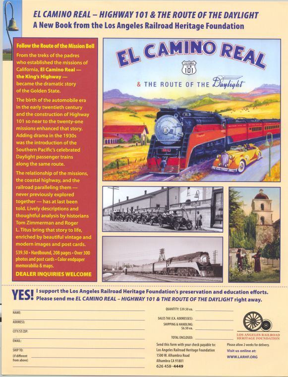 Gilroy, San Juan featured in new historical railroad book