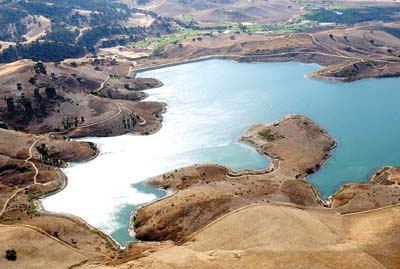 Plan to eradicate mussels at San Justo Reservoir remains in limbo