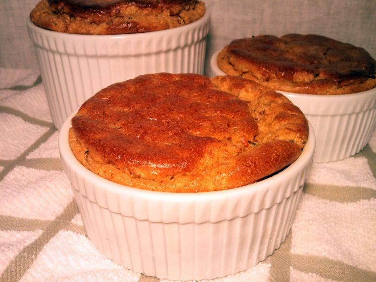 Don't be afraid … try your hand at this veggie soufflé