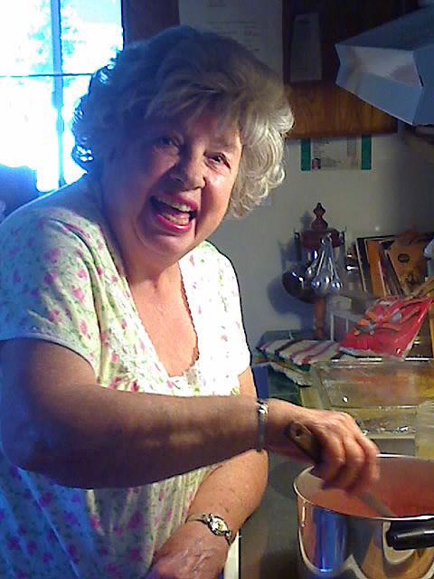 Remembering grandma through recipes