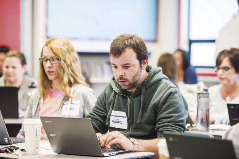 Teachers go Googly for tech boost