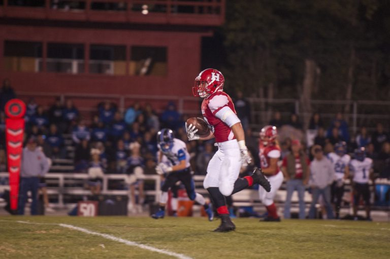 Football: Balers cruise past Christopher
