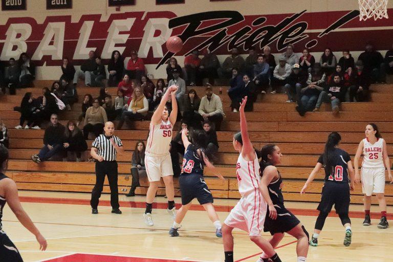 Basketball: Curto establishing post position