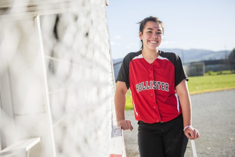 Softball: Rodriguez the real deal