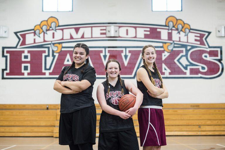 Basketball: Anzar overcoming odds