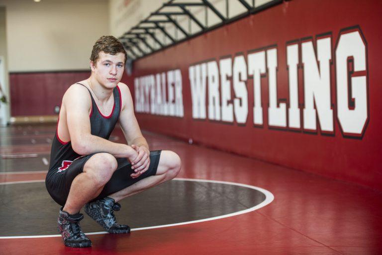 Wrestling: The Son Also Rises
