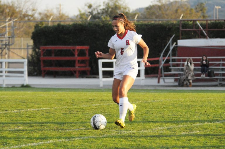 Soccer: Balers go all in for each other