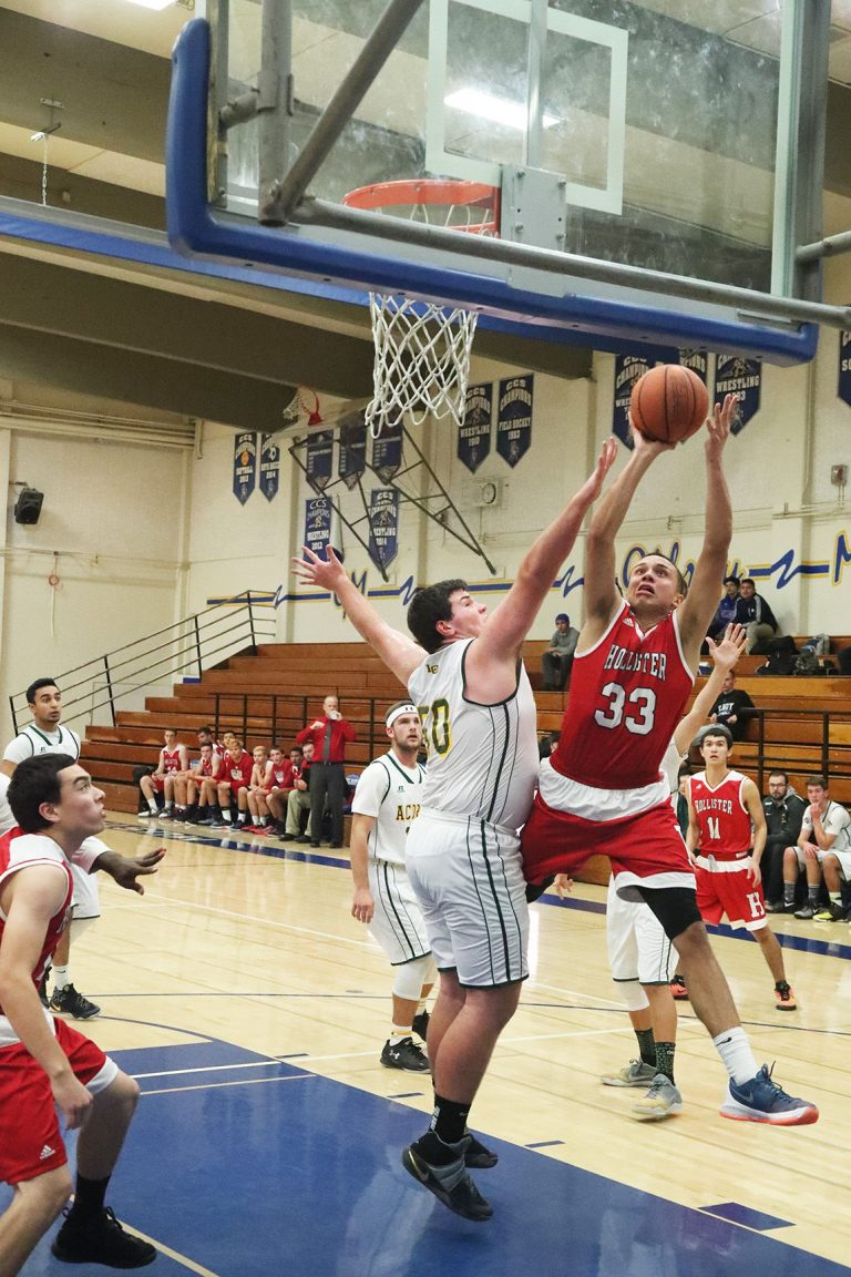 Basketball: Sanchez determined as ever
