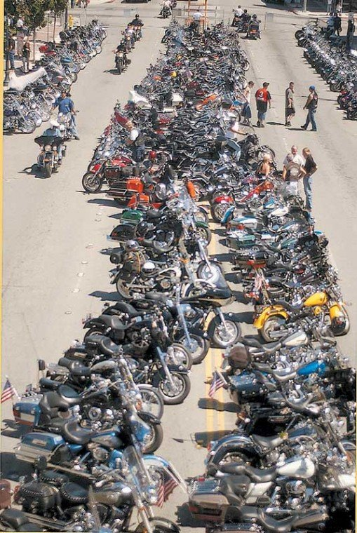 Community Board: Funding reality, and a fix, for the biker rally