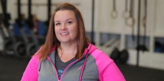 Christi Turner owner cold storage cross fit in Hollister