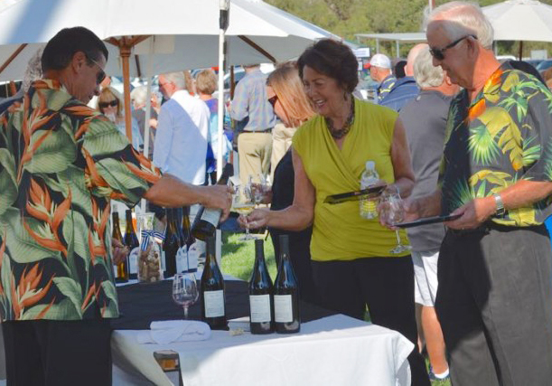 Kinship Center to hold 65th Wine & Food Tasting